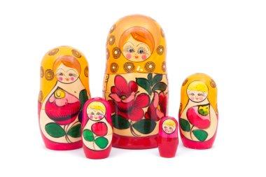 Babushkas or matryoshkas dolls.