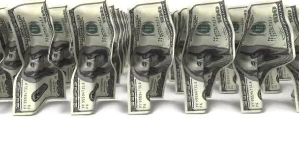 peníze přichází