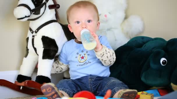 Baby Drinking Bottle Dolly