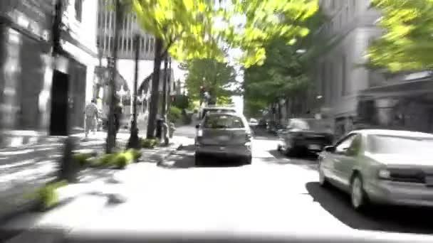 Město Seattle jízdy