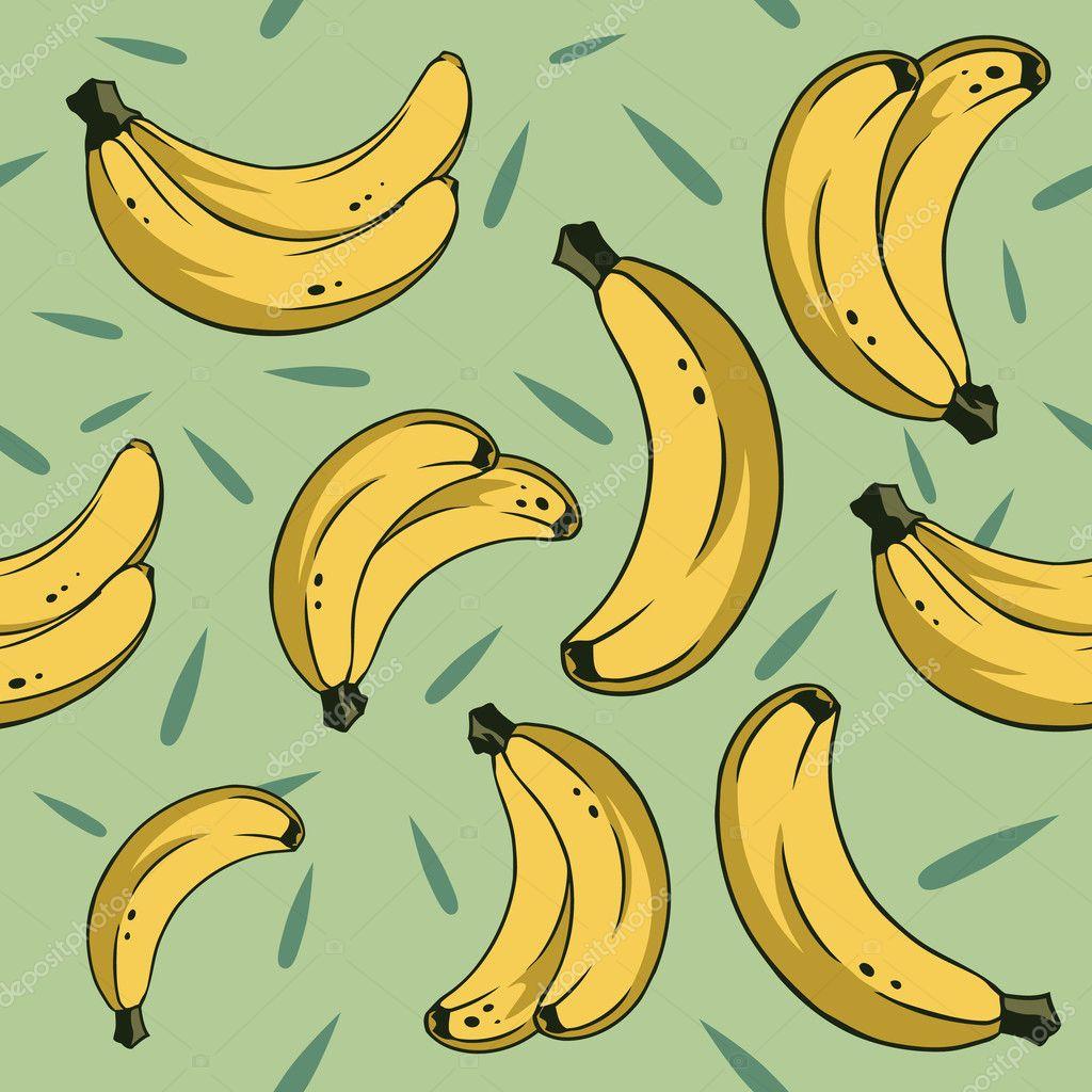 Banana seamless 1