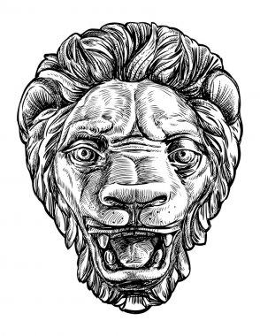 Lion muzzle