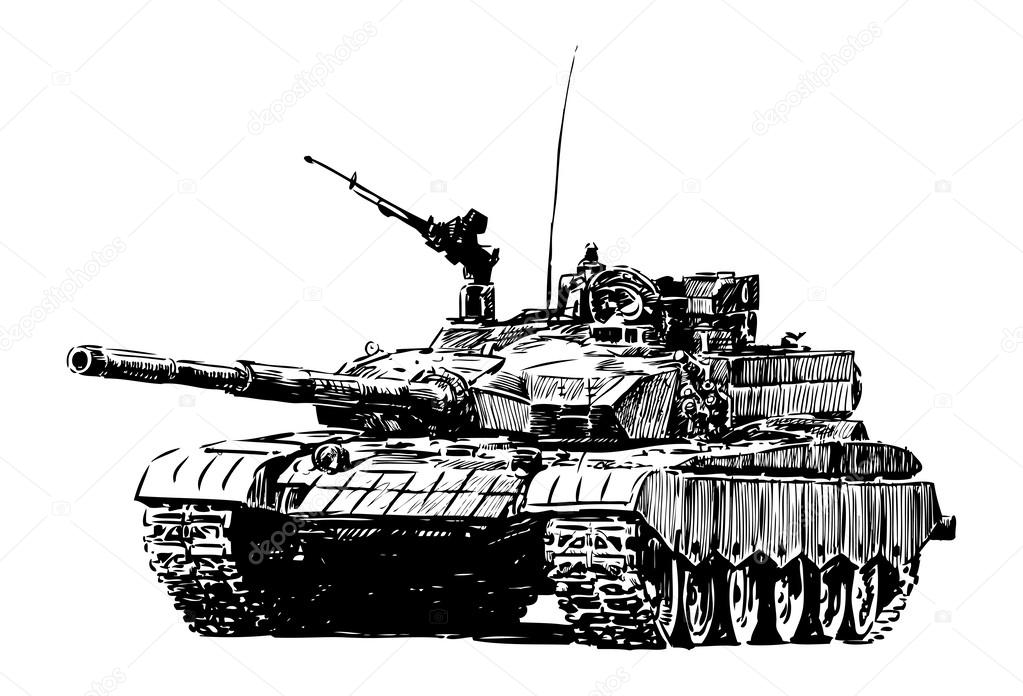坦克 矢量_坦克 — 图库矢量图像© alekseimakarov #47158717