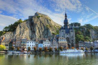 The City Of Dinant, Belgium, Europe