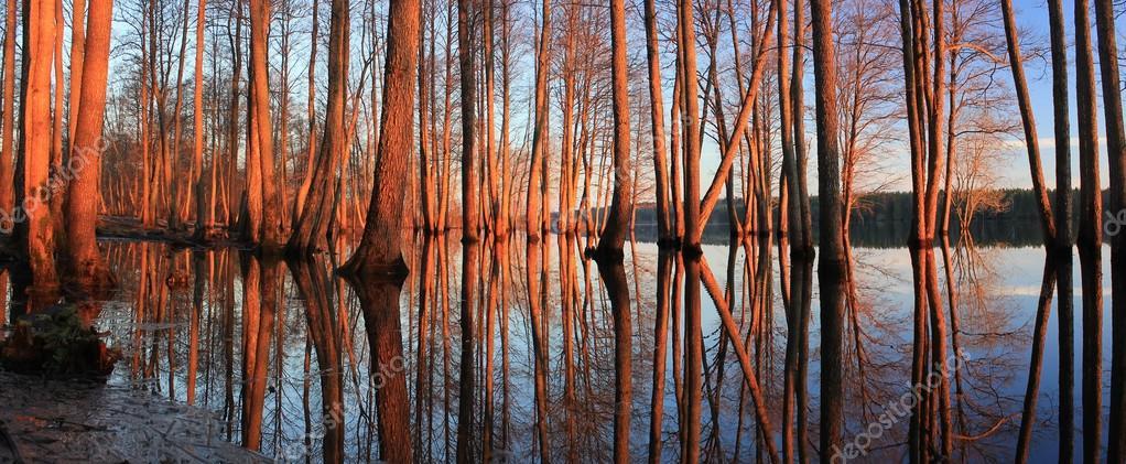 Maresme lake, Russia