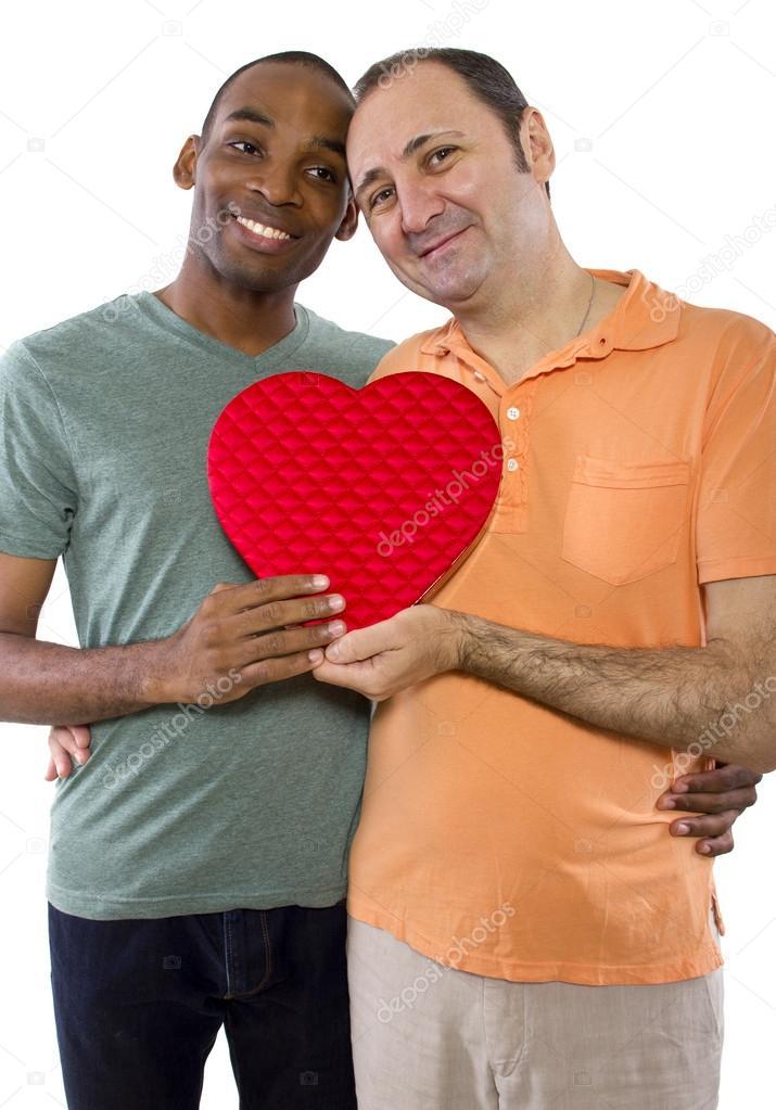 Gay alla hjärtans dag kön