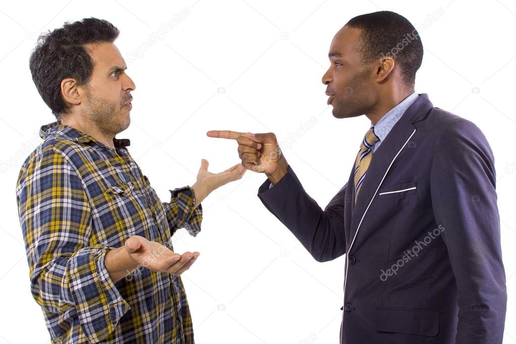 Видео спор парней