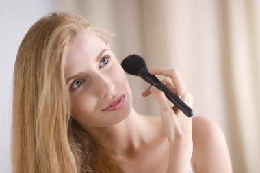 Cosmetic Powder Brush