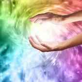Photo Healing Hands