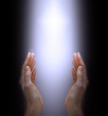 Praying to the Divine Spirit