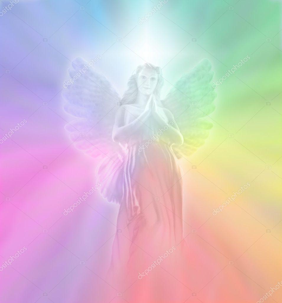 Angel Of Divine Light Stock Photo 169 Healing63 47804185
