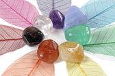 Photo Chakra Healing Crystals