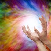 Photo Sending Distant Healing Energy
