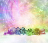 Photo Cosmic Healing Crystals