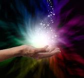 Photo Magical Healing Energy