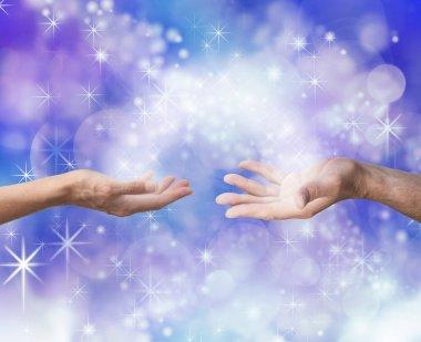 Soulmates Sharing Energy