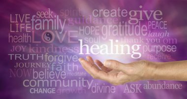 High Resonance Healing Words