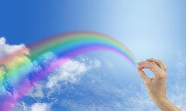 Creating a Rainbow