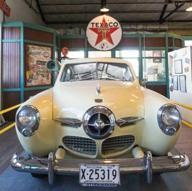 Route 66 Museum in Kingman, Arizona, USA