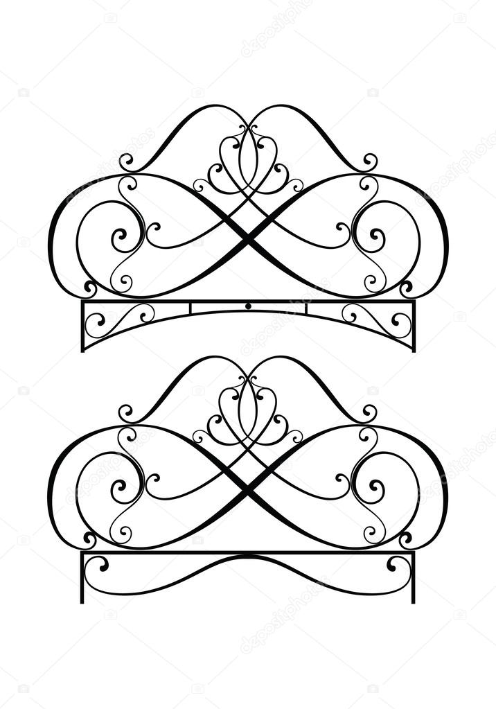 Calligraphy Patterns Stock Vector Yulia1508 47486301