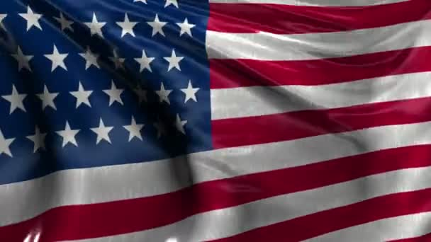 Flag of the United Staates of America USA