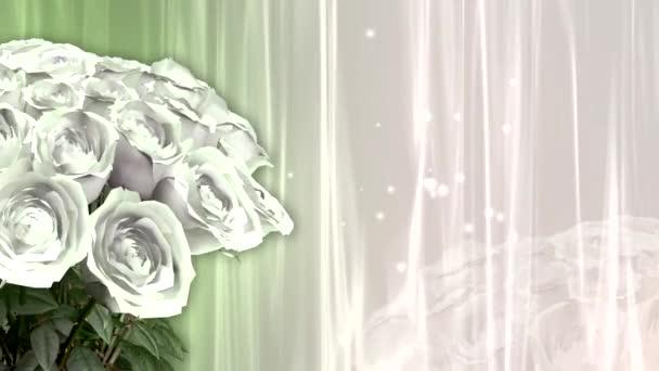 HD alla hjärtans dag rosor bakgrund
