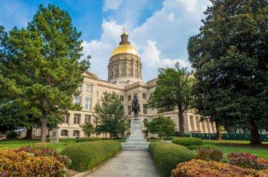 Georgia State Capitol Building in Atlanta, Georgia