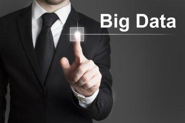 touchscreen big data