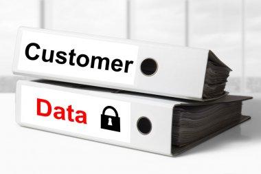 office binders customer data security