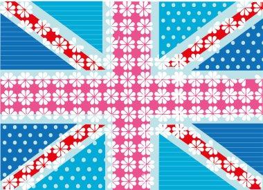 Union Jack pattern