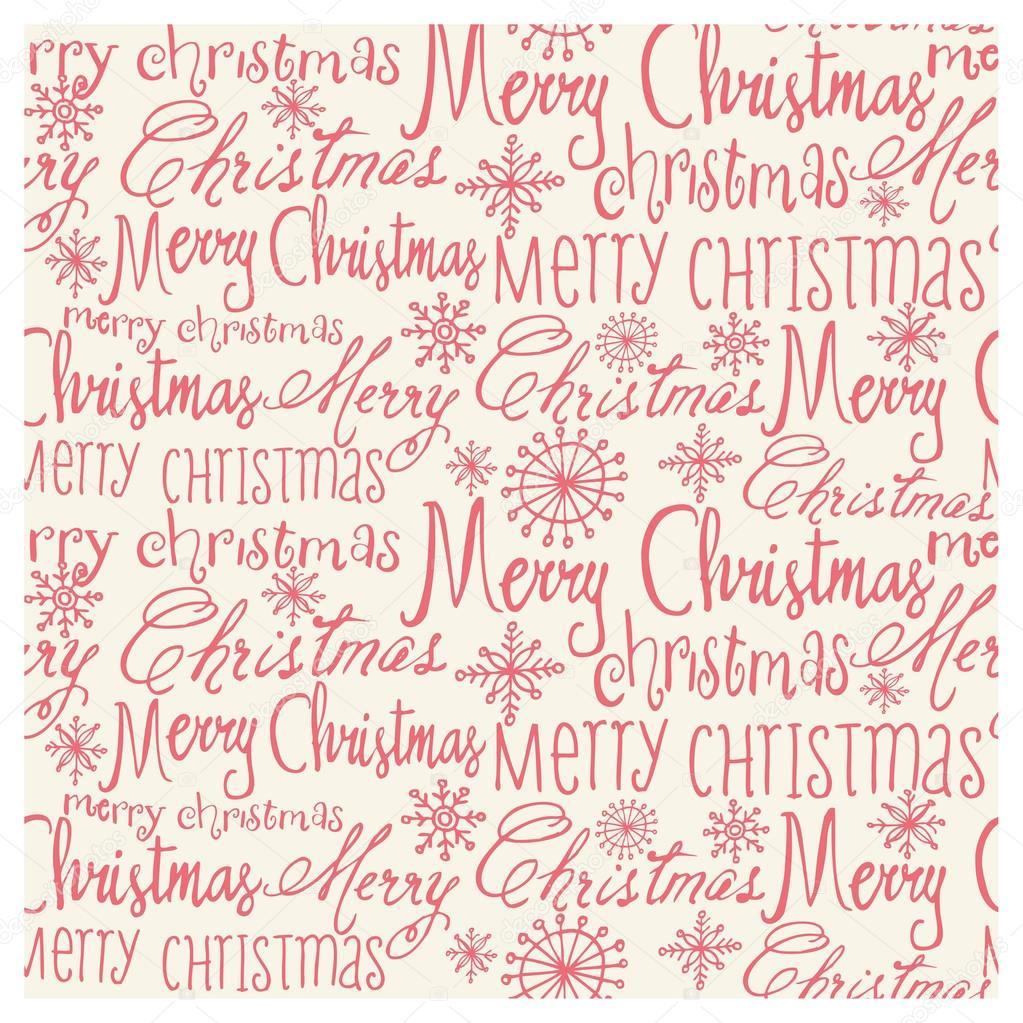 Weihnachten Wörter.Weihnachten Wörter Muster Stockvektor Omw 48660625