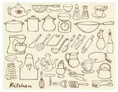 Fotografie Kitchen elements