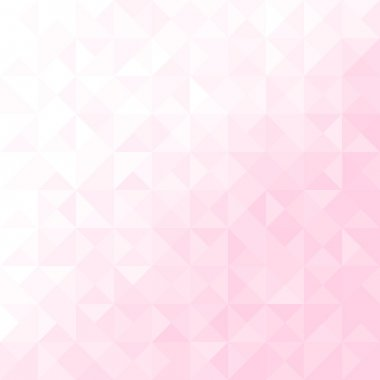 Pale pink background