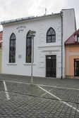Fotografie Stará synagoga nemocnice bikur cholim