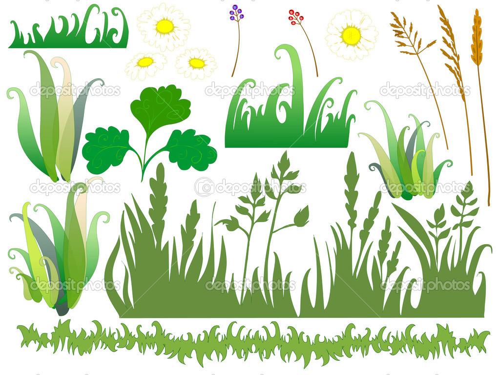 Pictures : flowers cartoon | Cartoon plants and flowers