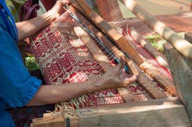 How to make Thai sedge mat