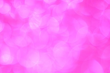 defocused abstract pink light background