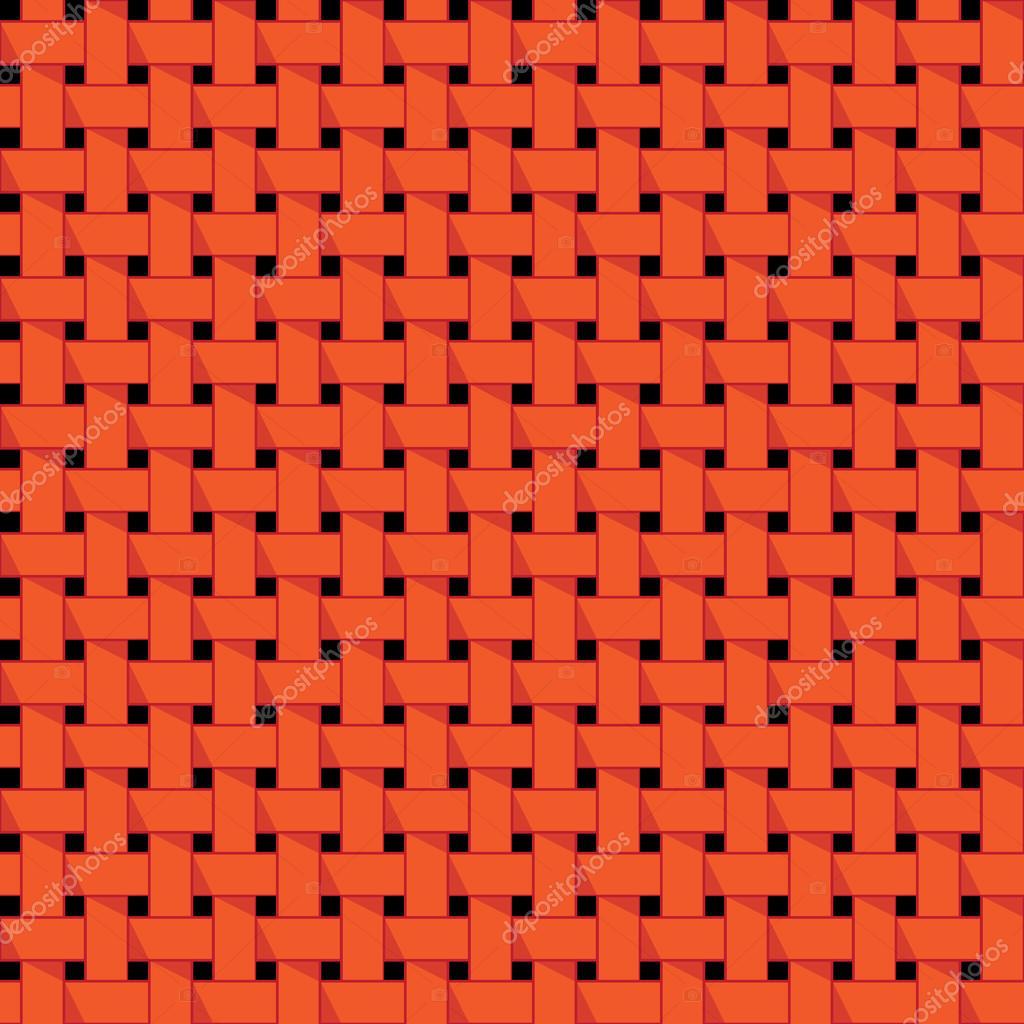 tejer, cesta. patrones abstractos sin fisuras — Vector de stock ...