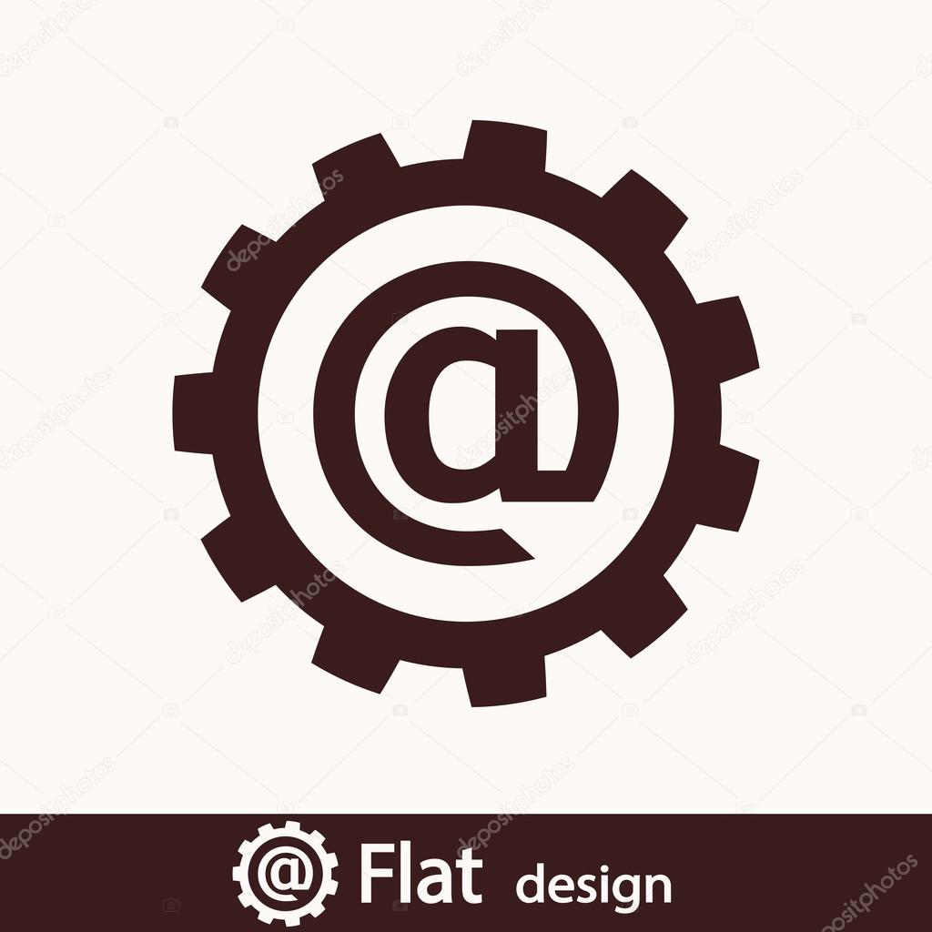 E mail internet icon stock photo best3d 51293959 setting parameters e mail internet icon illustration flat design style photo by best3d biocorpaavc
