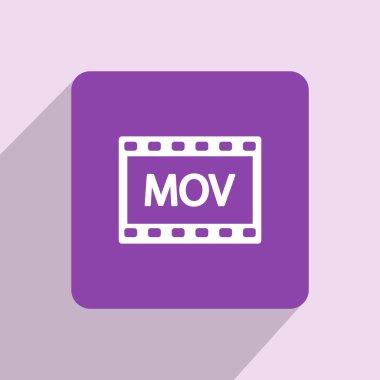 Video frame icon