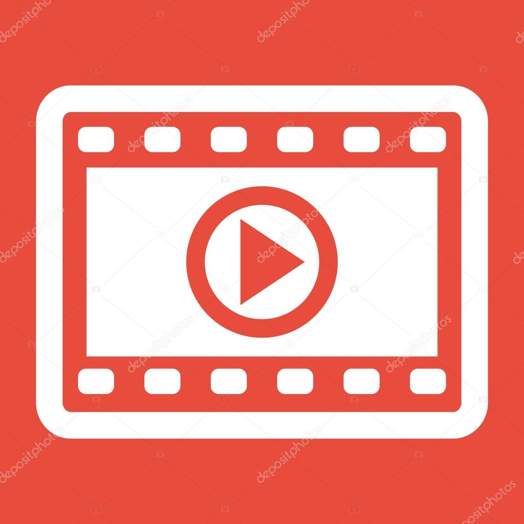 Video-Frame-Symbol — Stockfoto © Best3d #51646461