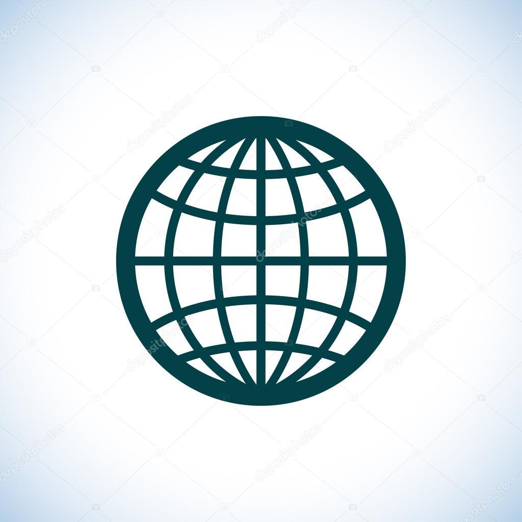 Planet icon design