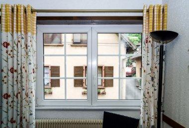 Renovated pvc windows
