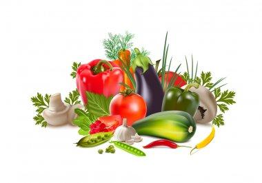 Vegetables greengrocery