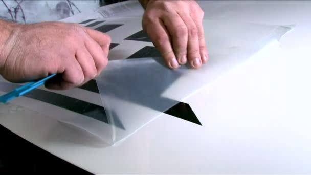 Automatische benutzerdefinierte tuning Auto Vinyl umschließen 03