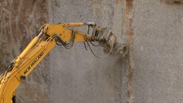 vrtací práce 04 snížení beton