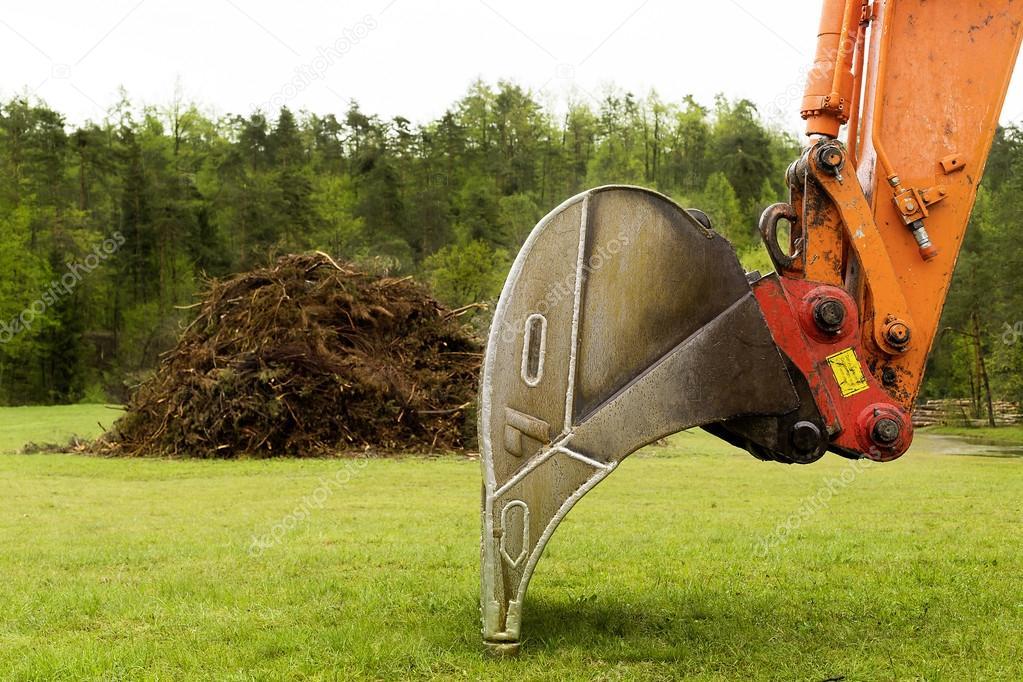 Front loader - bucket
