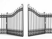 Černá železná brána