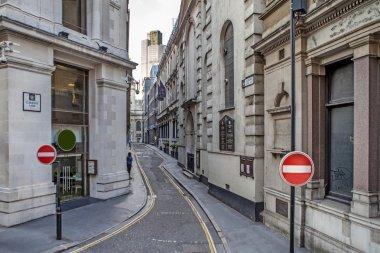 Clements Lane London Street