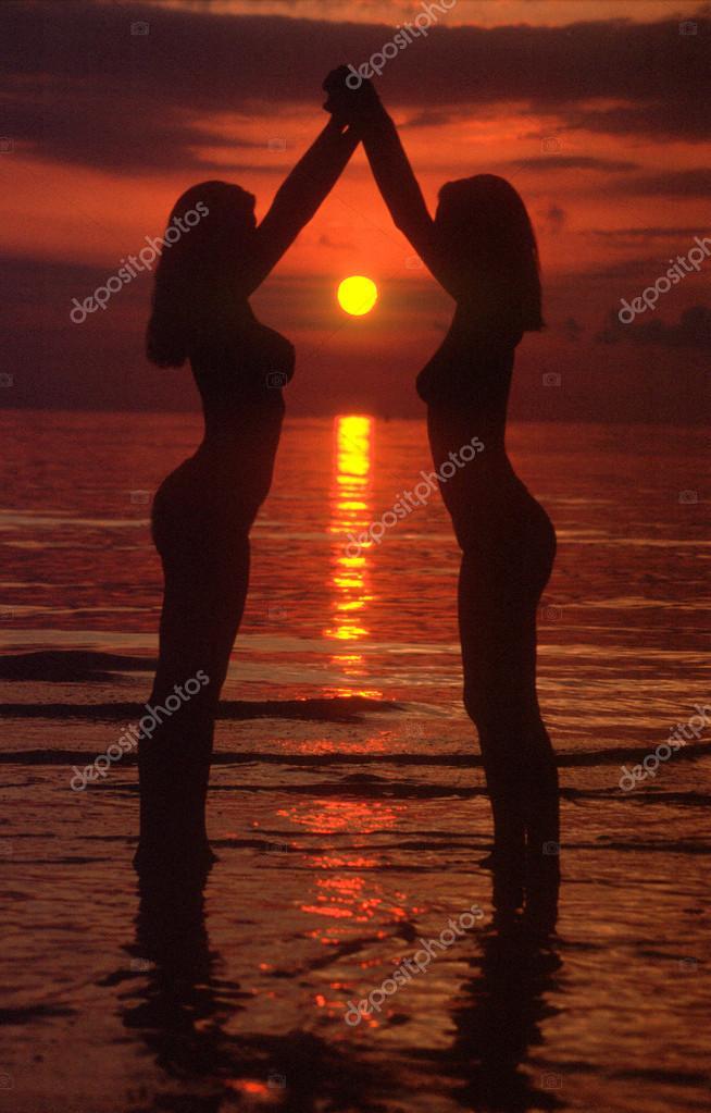 Sunrise Sunset Golden Light